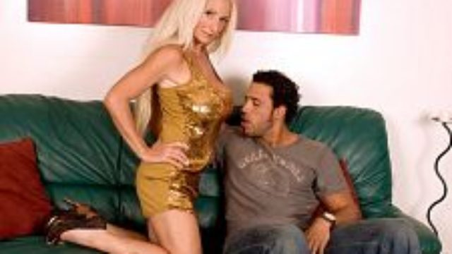 Huge-boobed Cougar From Fucktown