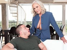 <b>big-chested 60plus Realtor Katia Plows 23-year-old Customer</b>