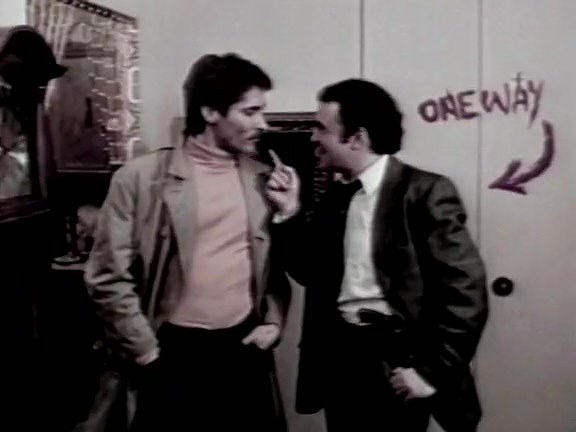 Wade Nichols, Robert Kerman, Jean Sanders In Antique Fuck-a-thon Episode